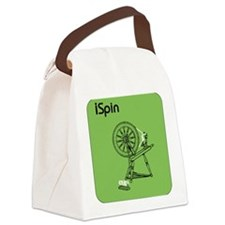 iPod-Parody-goat-ispin.png Canvas Lunch Bag