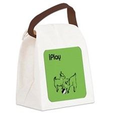 iPod-Parody-goat-iplay.png Canvas Lunch Bag