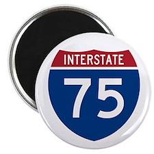 "Interstate 75 2.25"" Magnet (100 pack)"