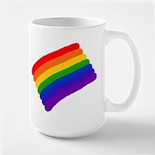Proud Rainbow Mug