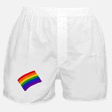 Proud Rainbow Boxer Shorts