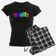 Rainbow Equality Pajamas
