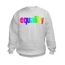 Rainbow Equality Sweatshirt