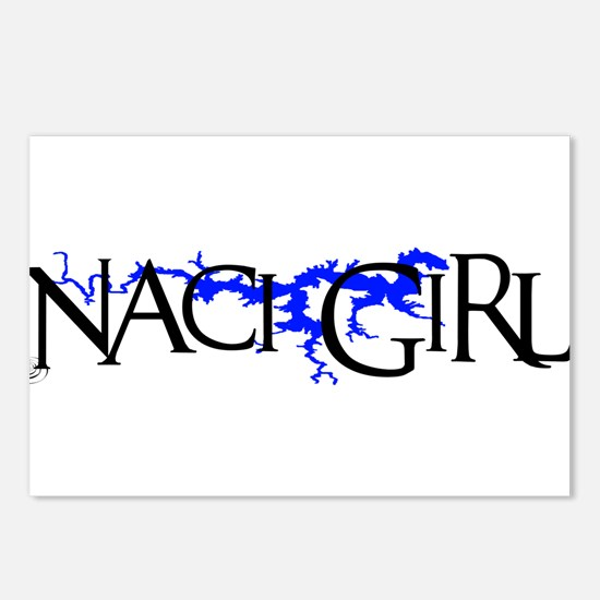 NACI3_BLK1 Postcards (Package of 8)