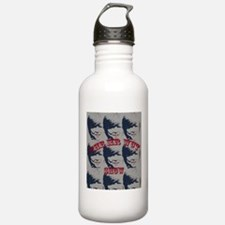 Art man Water Bottle