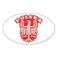 Polska Coat of Arms Decal
