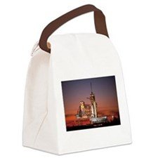 The Final Flight STS-135 Canvas Lunch Bag