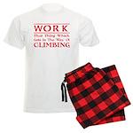 Work and Climbing Men's Light Pajamas