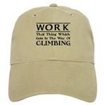 Work and Climbing Cap