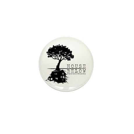 House Below Logo Mini Button
