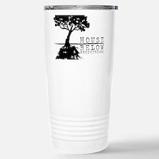 House Below Logo Travel Mug