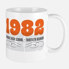 Kewanee High School - 30th Class Reunion - #1 Mug