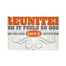 Kewanee High School - 30th Class Reunion - #3 Rect
