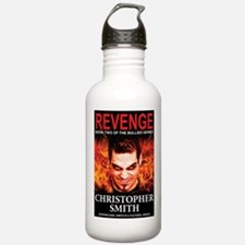 Revenge: Book Two in the Bullied Series Water Bottle