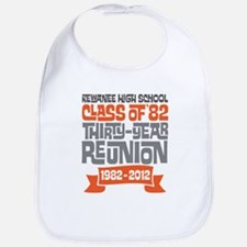 Kewanee High School - 30th Class Reunion - #4 Bib