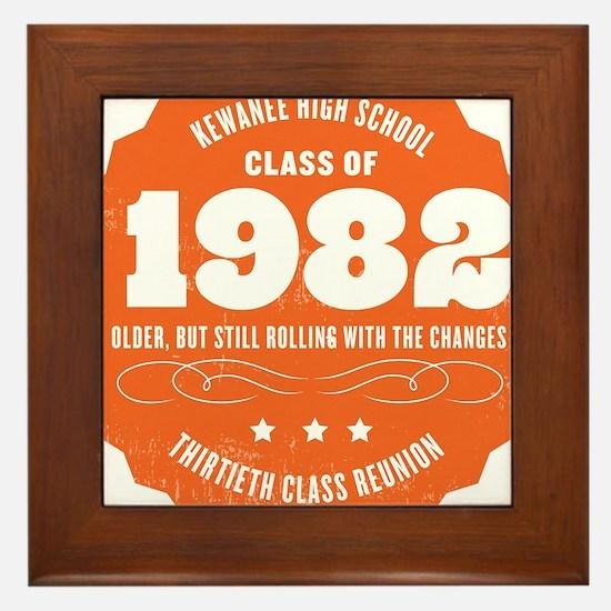 Kewanee High School - 30th Class Reunion - #5 Fram