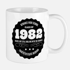 Kewanee High School - 30th Class Reunion - #6 Mug