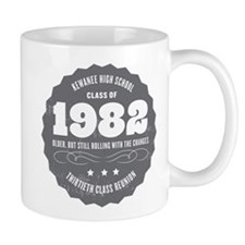 Kewanee High School - 30th Class Reunion - #7 Mug
