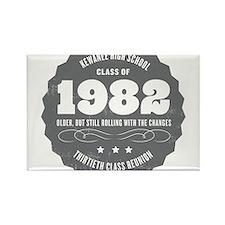 Kewanee High School - 30th Class Reunion - #7 Rect