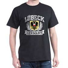 Lubeck Germany T-Shirt