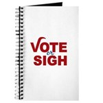 Vote or Sigh 2012 Election Journal