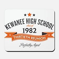 Kewanee High School - 30th Class Reunion - #10 Mou