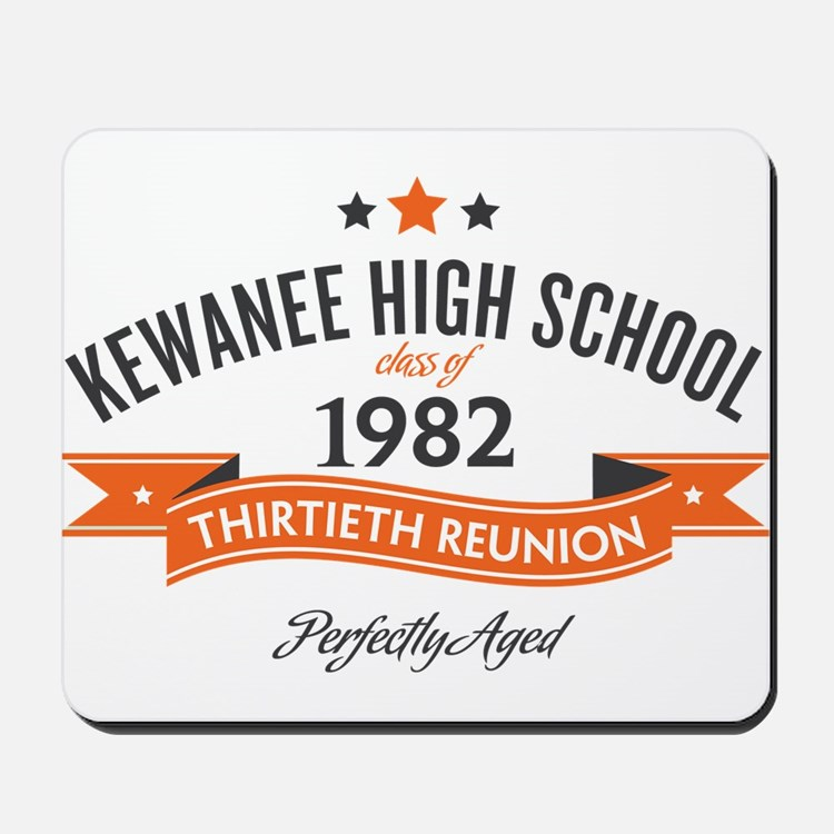 Kewanee High School - 30th Class Reunion - #10 Mou