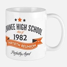 Kewanee High School - 30th Class Reunion - #10 Mug