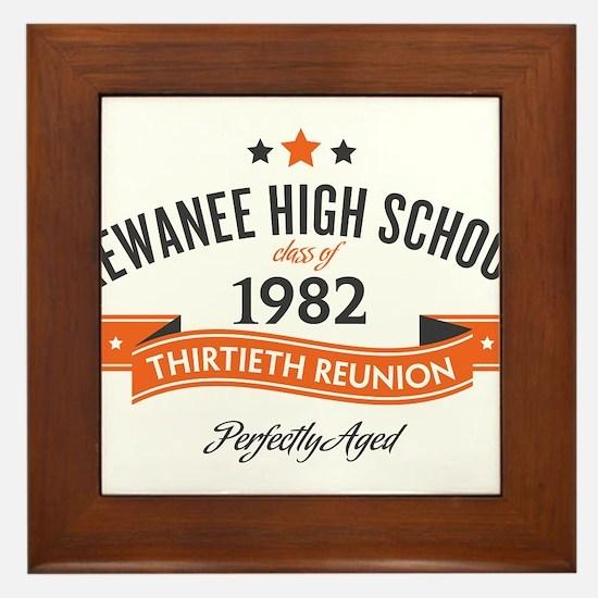 Kewanee High School - 30th Class Reunion - #10 Fra