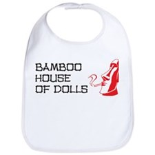 Bamboo House of Dolls Bib