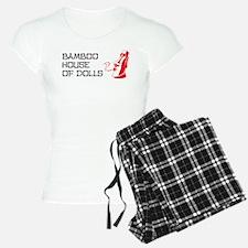 Bamboo House of Dolls Pajamas