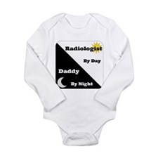 Radiologist by day Daddy by night Onesie Romper Suit