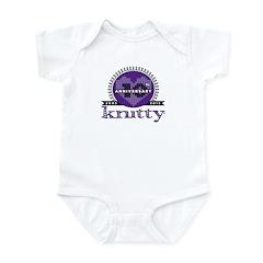 10th Anniversary Purple Infant Bodysuit