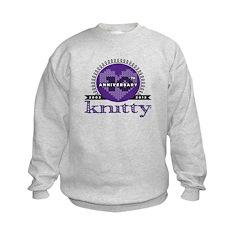 10th Anniversary Purple Sweatshirt