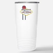 VegasSign.PNG Stainless Steel Travel Mug