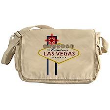 VegasSign.PNG Messenger Bag
