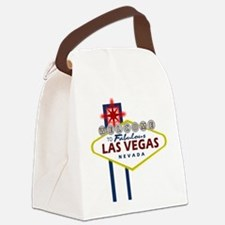 VegasSign.PNG Canvas Lunch Bag