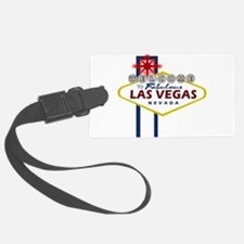 VegasSign.PNG Luggage Tag