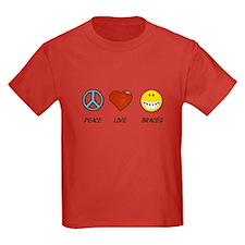 Peace, Love, Braces T