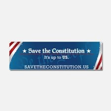 Save the Constitution Car Magnet 10x3