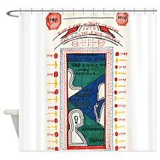 4.jpg Shower Curtain
