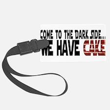 DarkSideCake.png Luggage Tag