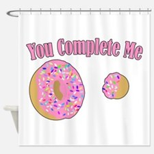 YouCompleteMe.png Shower Curtain