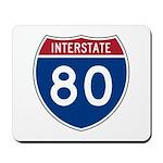 Interstate 80 Mousepad