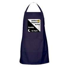Software Engineer by day Daddy by night Apron (dar