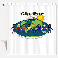 GPAR_2012_FINAL_02.jpg Shower Curtain