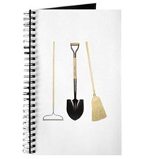 Gardening Tools Journal