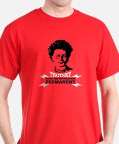 Leon Trotsky: Permanent Revolution T-Shirt