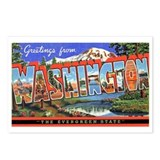 Washington postcards Postcards