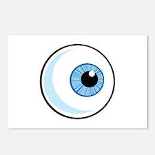 Eye Postcards (Package of 8)